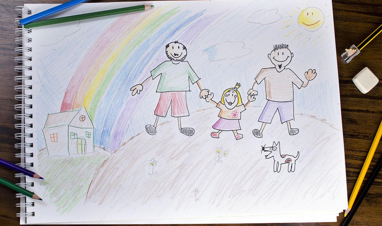 La diversidad familiar es el camino necesario para alcanzar una sociedad más libre, plena e igualitaria.