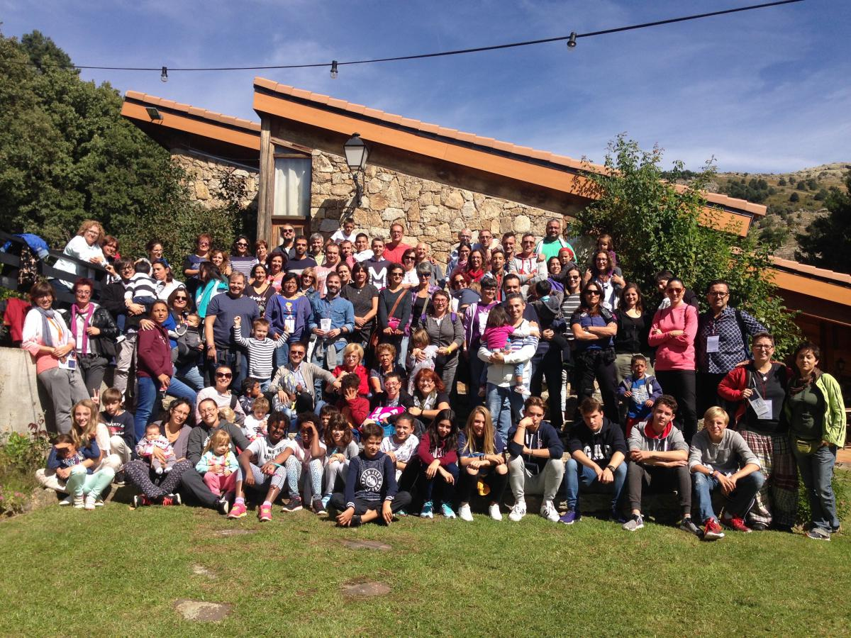 Familias y participantes